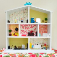 How To Build A Dollhouse (Part 2: Decorating It)