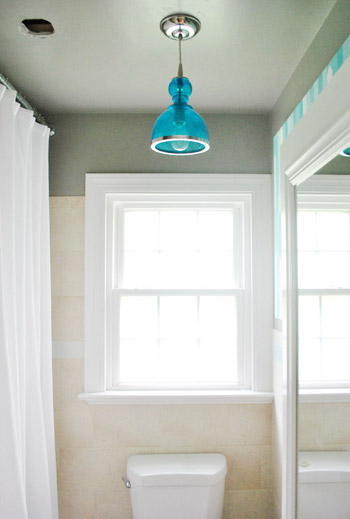 How To Move A Ceiling Light To Center It
