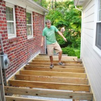 How To Build A Deck: Adding The Joists