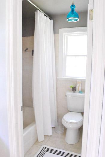 Our $230 Master Bathroom Upgrade