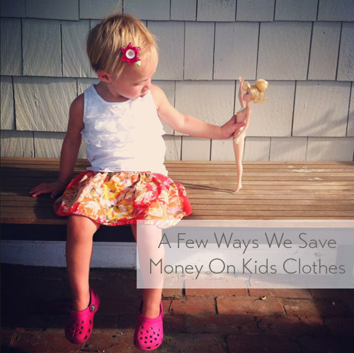252af95feccaf Some Ways We Save Money (And Have Fun) With Kid Clothes | Young ...
