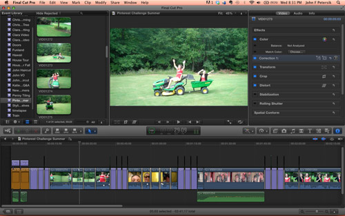How We Film & Edit Our Blog Videos