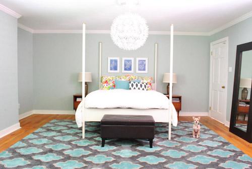 Evolution Of A Bedroom