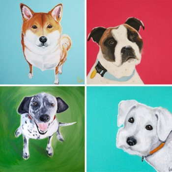 Fab Freebie: Portrait Of A Fido