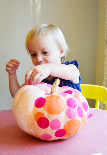 Three Fun Pumpkin Projects To Do With Young Kids