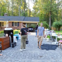 How To Host A Low-Key Yard Sale