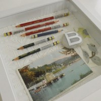 Framing Keepsakes In Shadow Boxes – It's Our Book In A Box