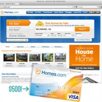 Fab Freebie: Homes On Homepage