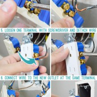How To Update Your Outlets (Step By Step Pics)