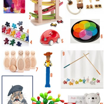12 Holiday Gift Ideas For Kids (2012 Edition)