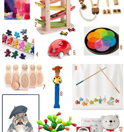 12 Holiday Gift Ideas For Little Ones (Kids Gift Guide)