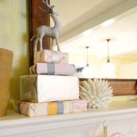 Simple Christmas Decor & Holiday Mantel Ideas