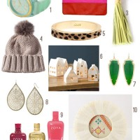 10 Holiday Gift Ideas For The Ladies (2012 edition)