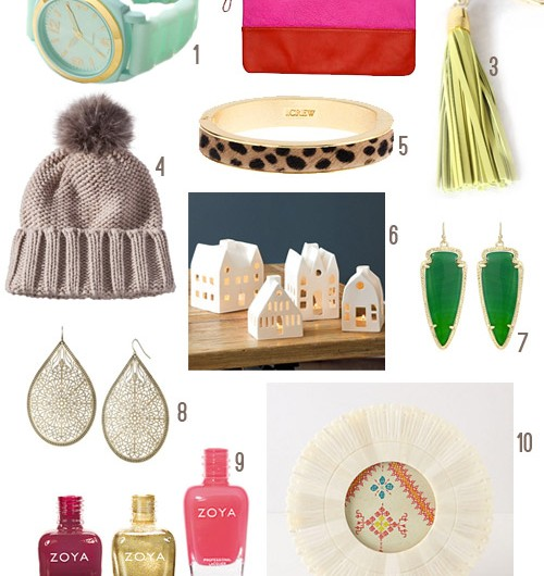 10 Holiday Gift Ideas For The Ladies (Girl Gift Guide)