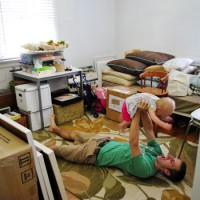 The Slow Journey From Junk Room To Playroom