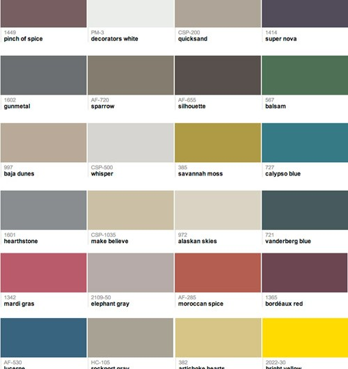 Our 32 Favorite Paint Colors This Year
