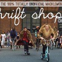 The Macklemore Thrift Shop Challenge