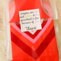 Some Sweet Valentine's Day Goody Bags For School