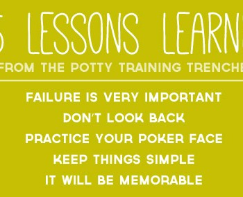 Potty-Training-Five-Lessons-Learned