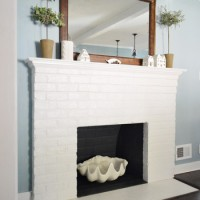 Fireplace Makeover: Planning & Buying Materials