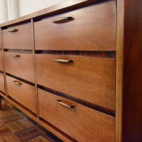 Restoring Wood Finish & Hiding The Cable Box With A Remote