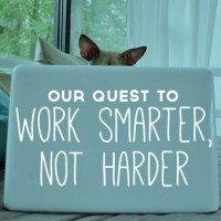 Eighteen Tips For Working Smarter, Not Harder