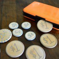 Feeling Crafty: Making Kids Play Money