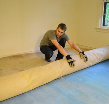 Ripping Up Old Carpeting And Prepping For Hardwood Floors