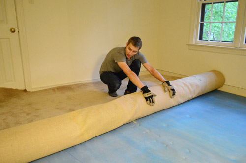 How To Remove Carpet & Prep For Hardwood Floors