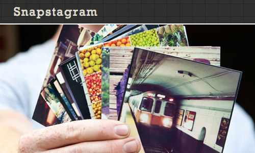 Fab Freebie: Indie-stagram