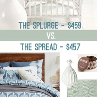 The Spread & The Splurge