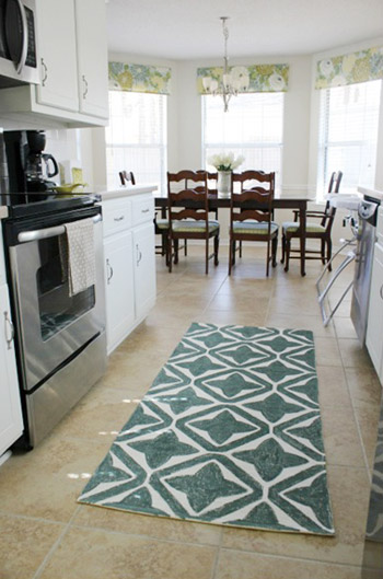 Reader Redesign: A Little Rug Inspiration