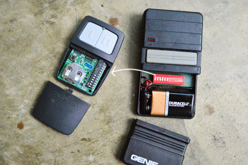 How To Program Your Garage Doors (& Their Dip Switch)