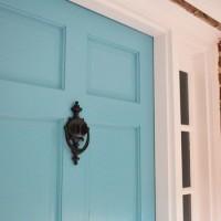 Updating A Door Knocker And A Doorbell