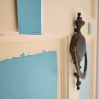 How To Pick A Color And Paint Your Front Door