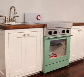 Reader Redesign: Mini Kitchen Masterpiece