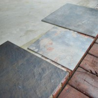 A Concrete Floor: Paint It Or Tile It?