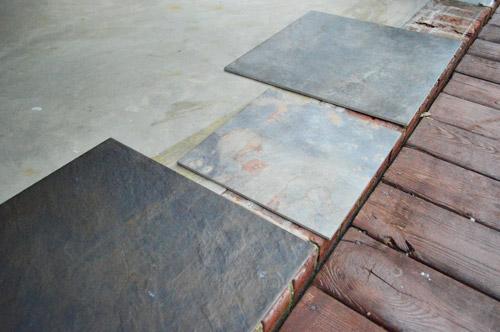 A Concrete Floor: Paint It Or Tile It?
