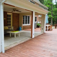 Open 'Er Up! (Converting A Sunroom Into A Veranda)