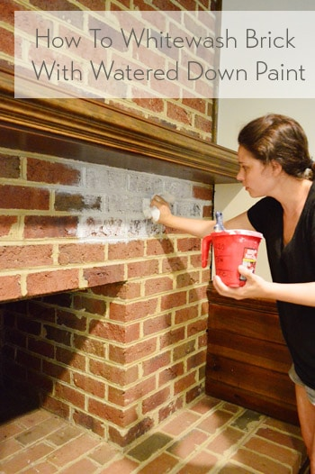 how-to-whitewash-brick-with-watered-down-paint
