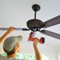 Installing Outdoor Fans