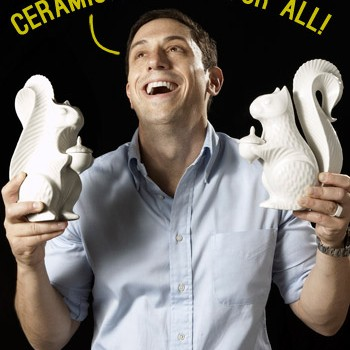 My Slap-Happy Chat With Jonathan Adler