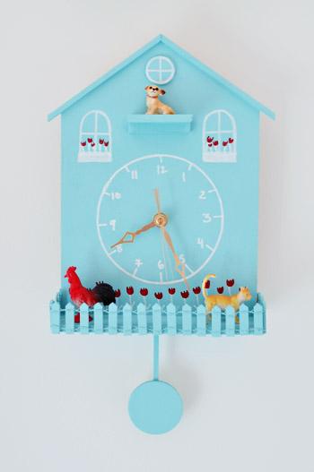 Weekly Crafty: Making A Playful Kid Clock