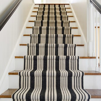 Stairs & Stripes (Installing A Stair Runner)
