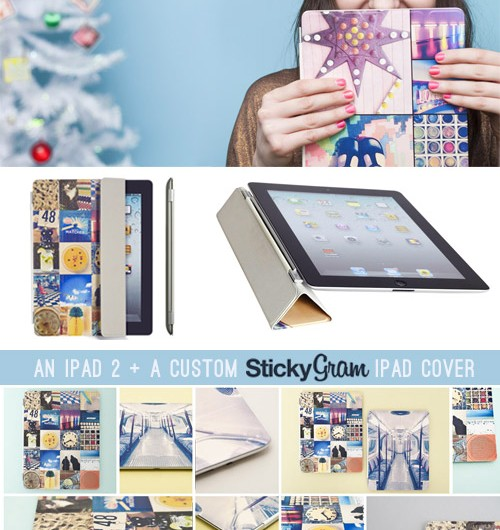 Fab Freebie: An iPad Stocking Stuffer
