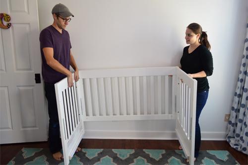 Crib No More…