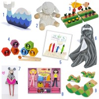 Holiday Gift Guides For Guys, Gals & Kids