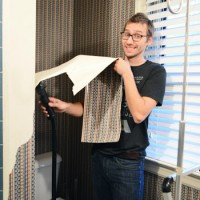 Bathroom Plans & How To Strip Wallpaper (What Worked Best)