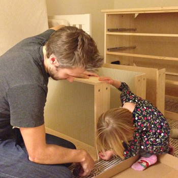 Fjell-Clara-Helping-Daddy-1