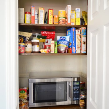 Pantry-Before-Microwave